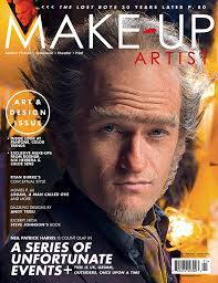 magazines for makeup artists apr may 2017 issue 125 make up artist magazine