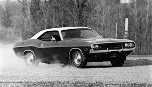 1970 dodge challenger matte black dodge challenger forty years of a dodge car legend motorlogy
