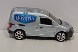 volkswagen caddy 2014 3inchdiecastbliss matchbox vw caddy the customs