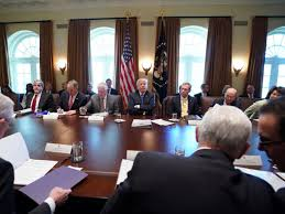 What Are Two Cabinet Level Positions The Incredibly And Historically Unstable First Year Of Trump U0027s