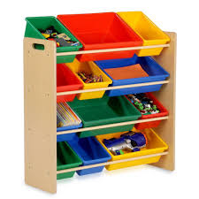 Toy Storage Furniture by Honey Can Do Kids Storage Organizer With 12 Bins In Natural Srt