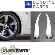general motors white genuine oem car u0026 truck splash guards u0026 mud
