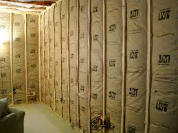 top basement insulation insulated basement wall solution for