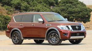 nissan armada 2017 vs chevy tahoe first drive 2017 nissan armada