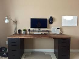 Computer Desk Setup Ideas Best 25 Desk Setup Ideas On Pinterest Computer Setup Gaming