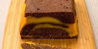 cuisine potiron cake chocolat et potiron recette sur cuisine actuelle