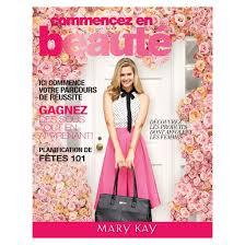 start something beautiful magazine french mary kay