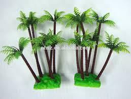mini artificial plants coconut tree for fish tank buy mini