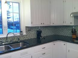 Kitchen White Cabinets Black Countertops - project of the month a minor kitchen remodel transforms a home