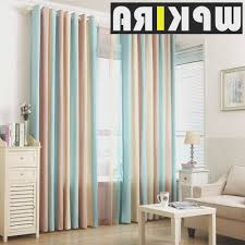 living room amazing striped living room curtains home design