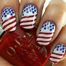 473 best a 4th of july nail art images on pinterest holiday