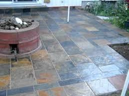 patio tiles over concrete crafts home