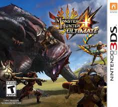 amazon monster hunter 4 ultimate standard edition nintendo