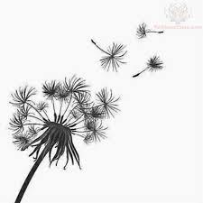 my wish dandelion design