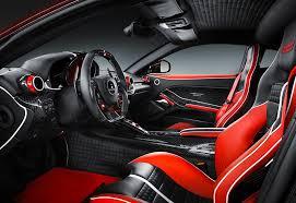 F12 Berlinetta Interior 2013 Ferrari F12 Berlinetta Mansory La Revoluzione