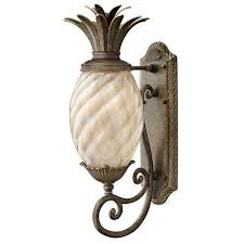 pineapple outdoor light fixtures this pineapple exterior light fixture is very stylish not too