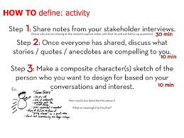define optional plan 5 u2013 10 minute talk examples mini activity