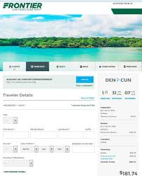 frontier baggage fees frontier airlines bag fees best bag 2017