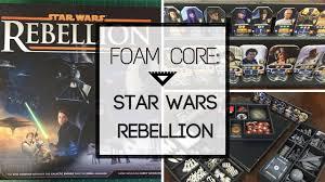 foam core star wars rebellion pub meeple