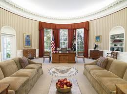trump oval office redecoration oval office trump style my inauguration gift to donald melania