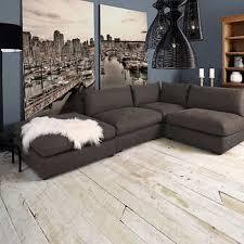 Costco Sectional Sleeper Sofa Fabric Sofas U0026 Sectionals Costco
