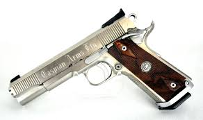 caspian arms custom 1911 45 acp 400 corbon 5