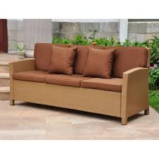 Bali Rattan Garden Furniture by Rattan Garden Sofa Furniture Scandlecandle Com