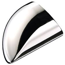 Banister Caps Richard Burbidge Chrome Fusion Handrail End Cap Mmwecs Fit 54mm