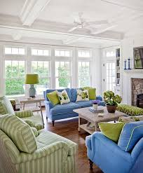 love this home inspiring white paint color wood beam blue and