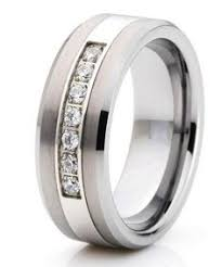 arcadia wedding band nebula men s wedding band tungsten opal mens rings
