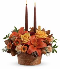 decorations lovely floral arrangement thanksgiving centerpiece
