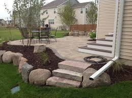 Backyard Paver Patio Designs by Great Hardscape Patio Design Ideas Patio Design 191