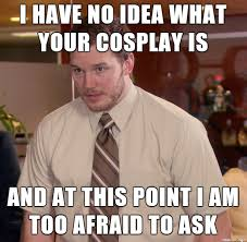 How I Feel Meme - how i feel walking about comic con meme on imgur