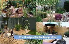 courtyard garden ideas 12 courtyard garden design ideas only for small space