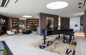 Themes For Interior Design Of Residence A Luxurious Midcentury Los Angeles Residence Combining