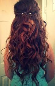 curly hair ideas for prom women medium haircut