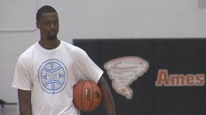 Harrison Barnes Basketball Harrison Barnes Back In Ames For Basketball Camp Weareiowa