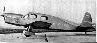 chambre d h e deauville société anonyme air bleu 1935 1937 european airlines