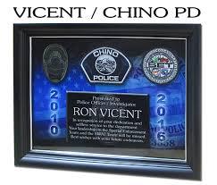 retirement plaques recognition plaques