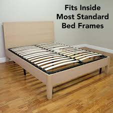 interior metal bed frame twin xl king size dimension frames queen