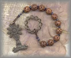 chaplet of the holy rosary workshop chaplet holy communion chcd 230