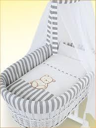 fabimax culla in vimini fabimax culla in vimini laccato bianco inklusa materasso comfort