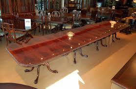 Mahogany Dining Room Chairs Charming Chippendale Dining Room Table And Mahogany Chairs Best