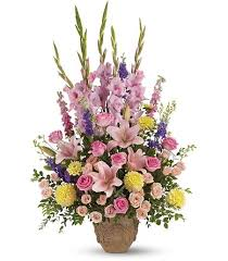 Banister Funeral Home Hiawassee Georgia Flower Delivery By Florist One