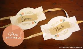 and groom chair signs free printable and groom chair signs coordinating