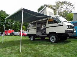 Westfalia Awning For Sale 1987 Vw Vanagon Syncro Turbo Diesel Westfalia Camper Auction In