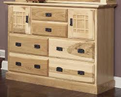 Amish Oak Bedroom Furniture by Aamerica Amish Highlands Solid Hickory Mule Chest Wayside