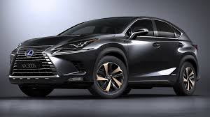 lexus crossover refreshed lexus nx does its best lc impression
