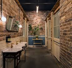 Top  Best Commercial Bathroom Ideas Ideas On Pinterest Public - Restaurant bathroom design
