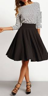 high waisted skirt black high waist pleated skirt makemechic waist skirt
